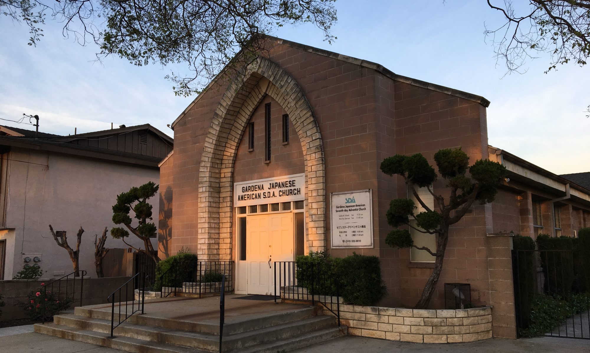 Gardena Japanese-American S.D.A. Church