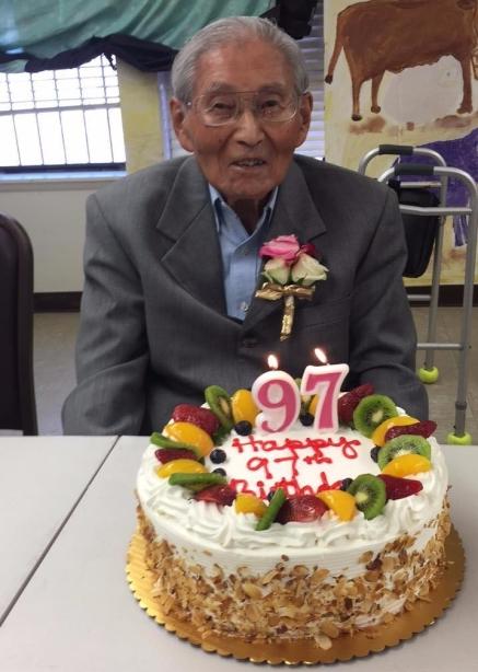Dr. Matsuno's 97th Birthday!